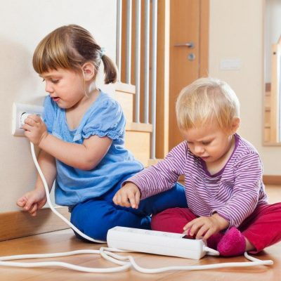Çocuğunuzu ev kazalarından korumak